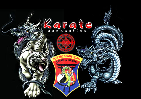 Karate Connection Homepage Logo For Ed Parkers Kenpo Karate